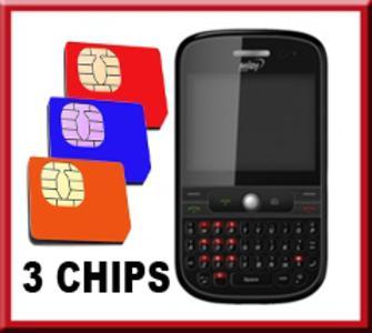 Celular 3 Chips, Onde Comprar