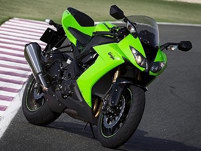 Consorcio de motos kawasaki