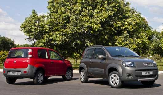 Novo Fiat Uno 2012 – Fotos, Preços, Informações
