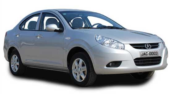 Carros Jac Motors