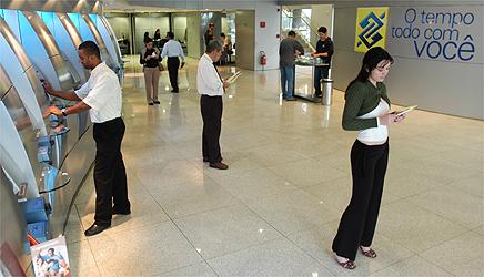 Endereço de Agências do Banco do Brasil