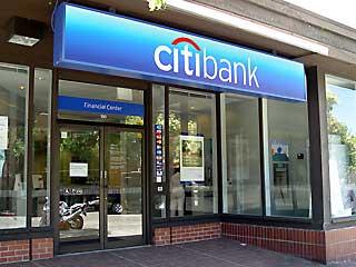Endereço de Agências do City Bank