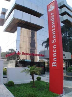 Endereço de Agências do Santander