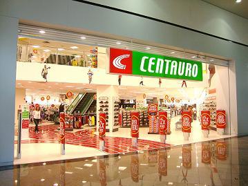 Lojas Centauros esportes