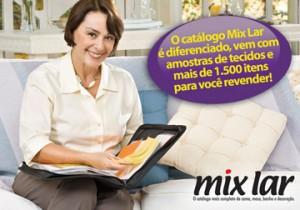 Mix lar, catálogo, cadastro, preços