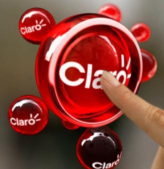 Site da claro, www.claro.com.br
