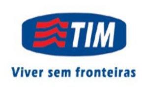 Site da tim, www.tim.com.br