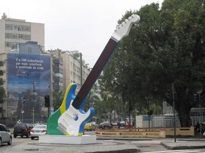 Hotel rock in rio 2011
