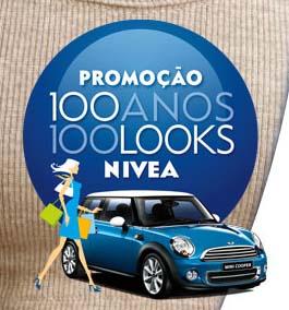 Promoção 100 anos 100 looks nivea