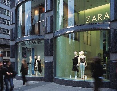 Zara Brasil site e loja