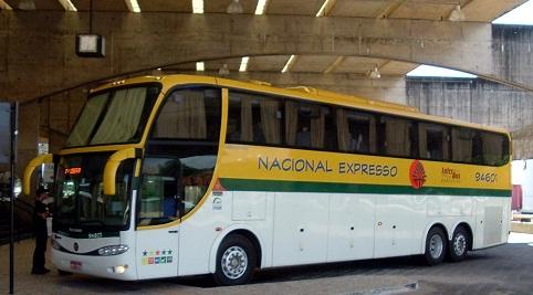 Nacional Expresso – Passagens, Preços, Informações
