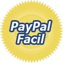 Paypal Fácil é Confiável.