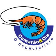 Site Camarão e Cia www.camaraocia.com.br