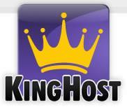 Site Kinghost www.kinghost.com.br