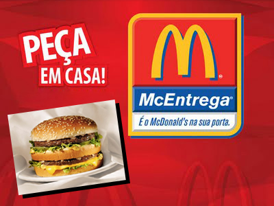 Site Mc Donald's www.mcdonalds.com.br