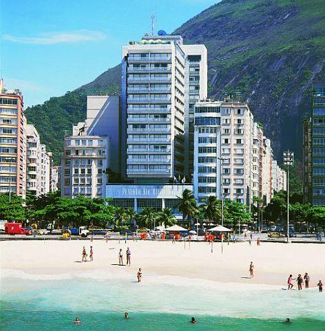Hotéis no Rio