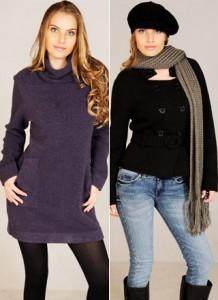 5b4fc350e As roupas femininas estão sempre mudando de tendências e estilos