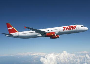 Remarcação e cancelamento de voo Tam