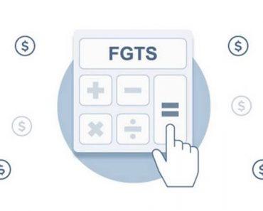 como calcular fgts