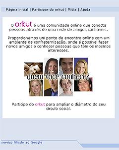 Depoimentos Para Orkut
