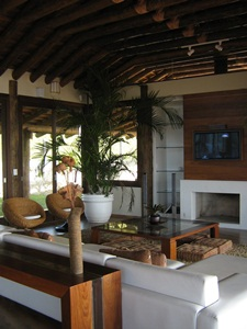 Fotos de Decoração de Casas de Praia-6