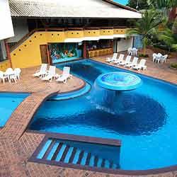 Hotel em Porto Seguro.