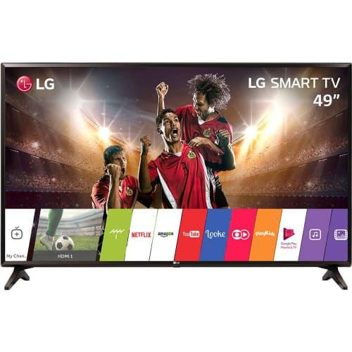 Smart TV LED 49 LG americanas