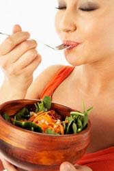 engordar com saúde