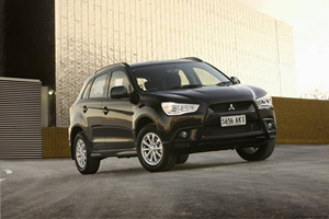 Mitsubishi ASX 2012 Fotos, Preços-8