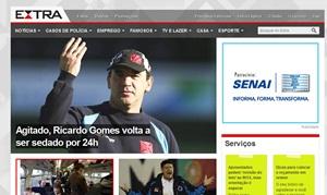 Site Jornal Extra Online – extra.globo.com-1