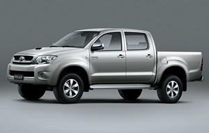 Toyota Hilux 2012 Fotos, Preços-8
