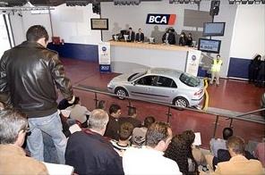 BCA – Leilão de Veículos na Europa