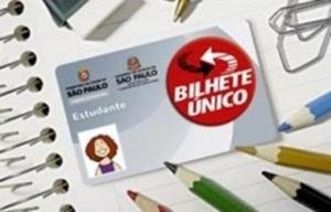 Bilhete Único para Estudante SP1