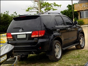 Fotos Toyota Hilux SW4 2012, Preços-8