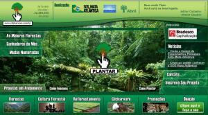 Site Clickarvore – www.clickarvore.com.br