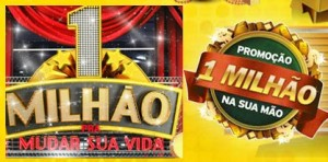 Promoção 1 milhão na sua mão, www.1milhaonasuamao.com.br
