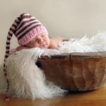 Fotos de Bebês Recém Nascidos  9