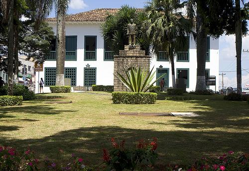MUSEU MUNICIPAL JOÃO BATISTA CONTI