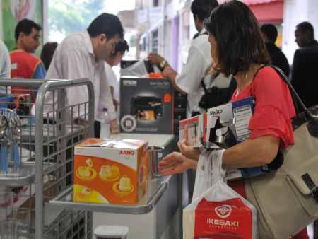 Promoção de Final de Ano Casas Bahia 2012