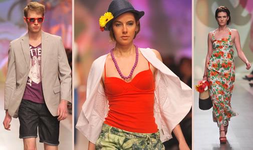 Moda C&A Verão 2012