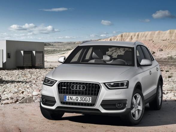 Audi Q3 2012 – Preços e Fotos