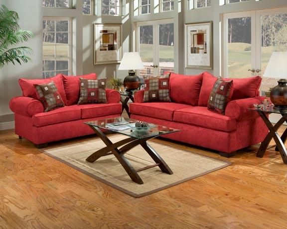 Decoração Para Sala Com Sofá Vermelho – Dicas