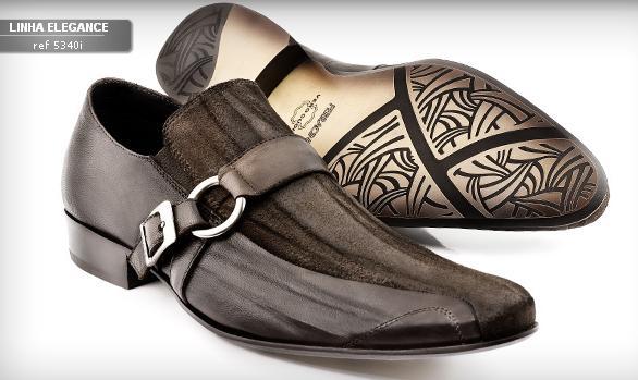 Modelos de Sapatos Sociais Masculinos 3