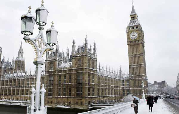 Previsão do Tempo em Londres