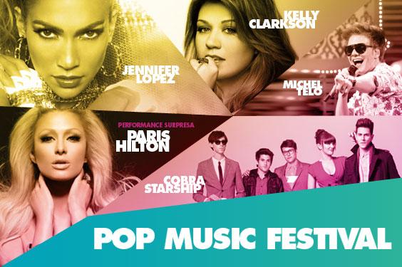 Pop Music Festival 2012 – Rio de Janeiro