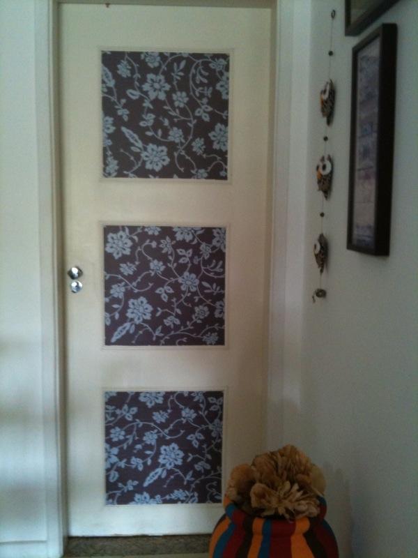 porta papel de parede