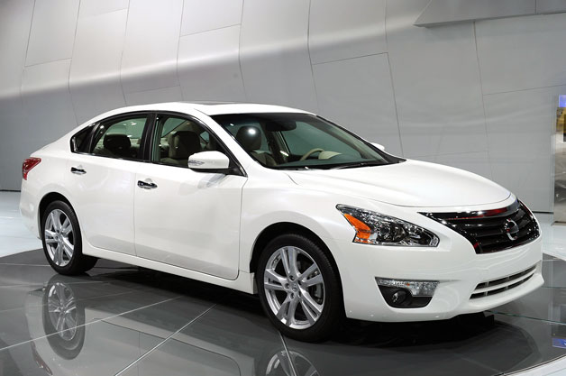 New Nissan Altima 2013