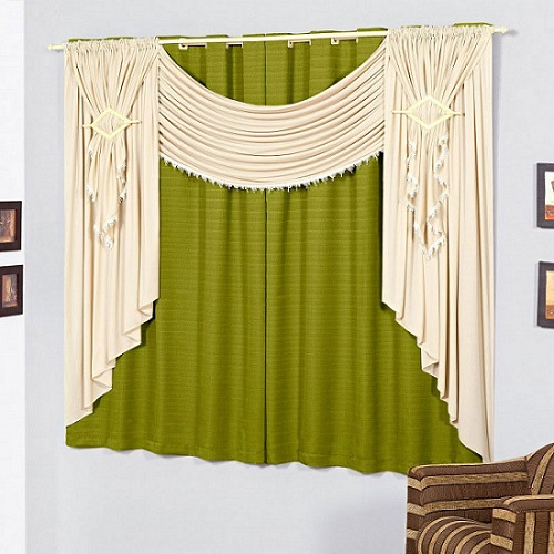 Modelos diferentes de rel gio de parede como fazer f cil - Diferentes modelos de cortinas para sala ...