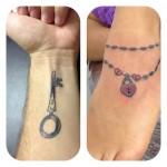 Sugestões de tatuagem românticas4