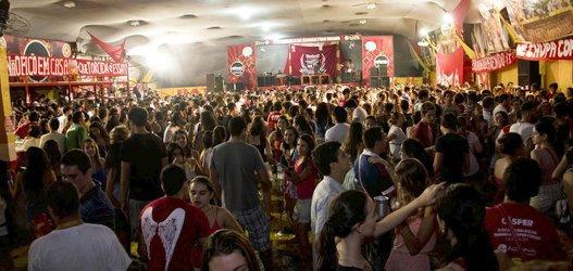 As melhores festas de faculdade que rolam em 20132